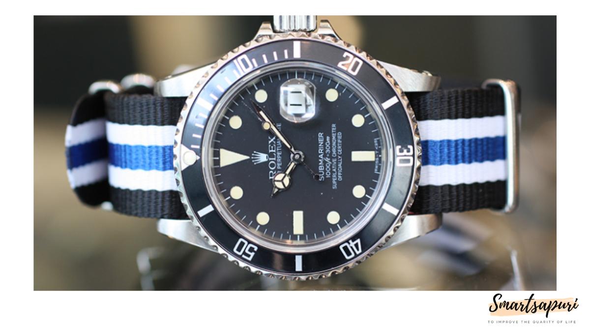 夏のおすすめ腕時計のロレックス
