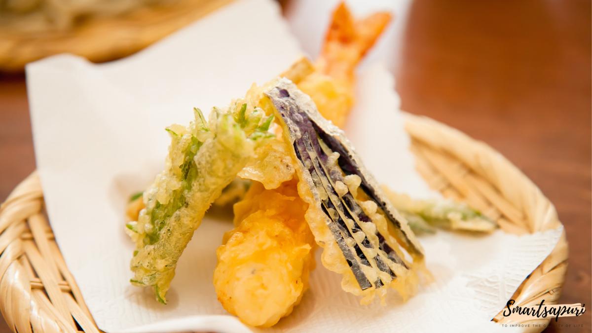 大阪堺でおすすめのご飯屋さん天ぷら大吉