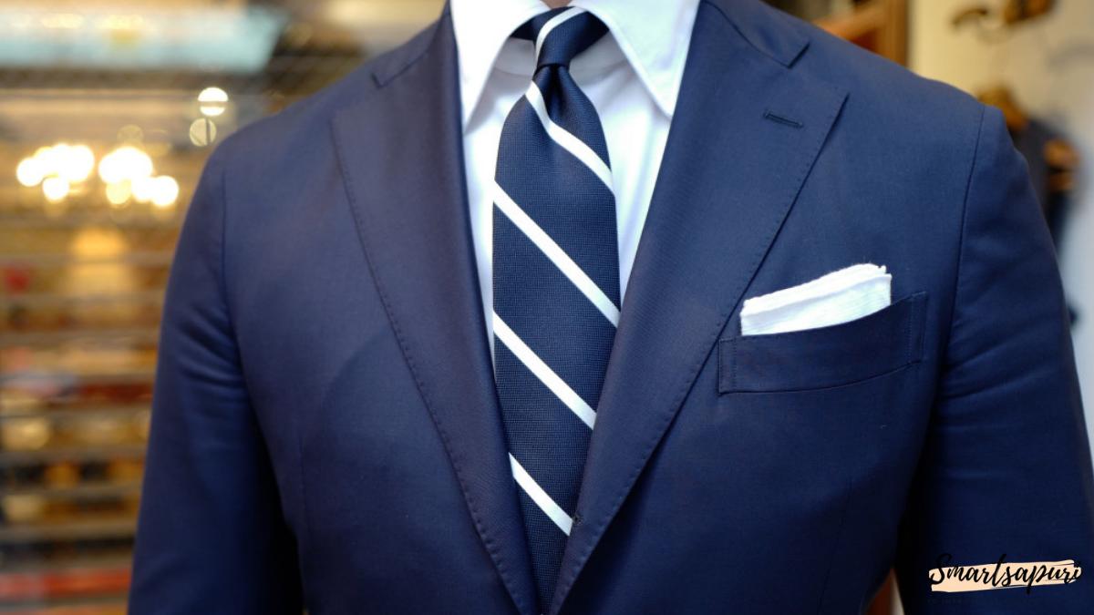 ビジネスマンのスーツを着こなすコツはビジネススーツの色