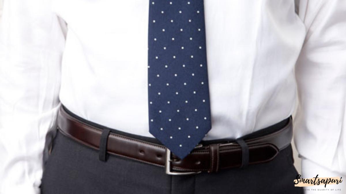 ビジネスマンのスーツを着こなすコツはネクタイ