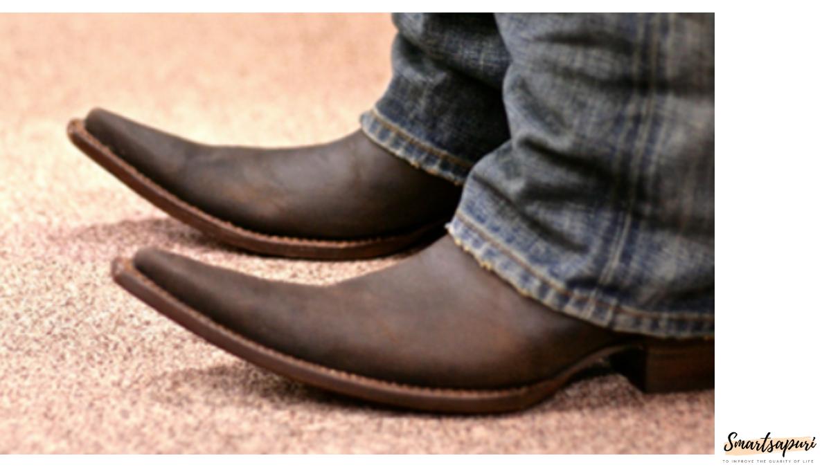ホスト感が出ているような革靴