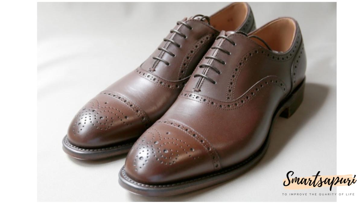 日本の名革靴のシェットランドフォックス